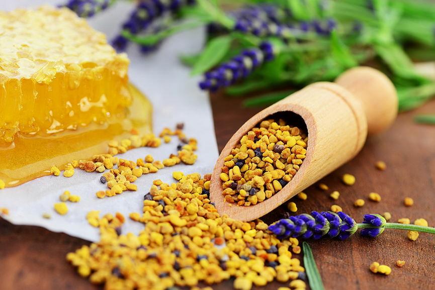 Пыльца пчелы