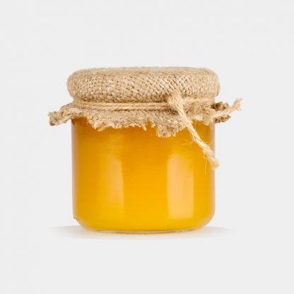 Мед с личинками восковой моли
